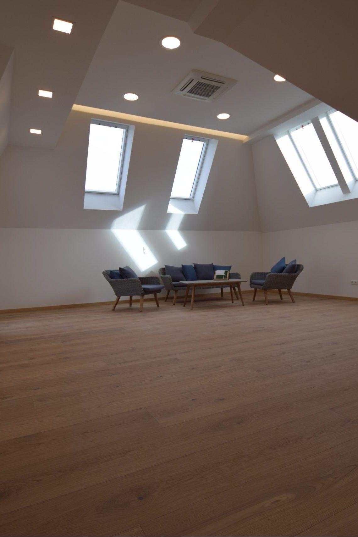 Wohnzimmer Ausbau